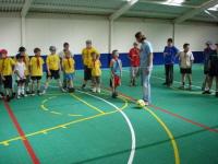 Turnhalle - Sporthalle mit Bergo Multisport